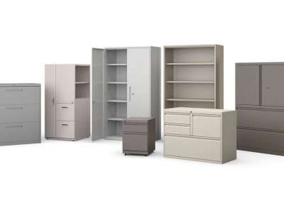 TablEx Accura Metal Storage